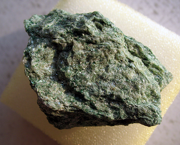 Минералы №9 Хромдиопсид фото, обсуждение